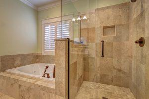 Carrelage au sénégal/ salle de bain